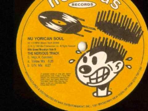 Nu Yorcian Soul - The Nervous Track (Underground Network Mix) 1993