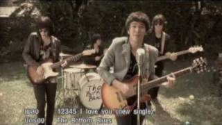 Download THE BOTTOM BLUES  - MV. 12345 I LOVE YOU MP3 song and Music Video