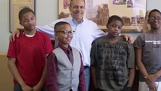 Kentucky Governor Ripped For Racism After Saying Black Kids Playing Chess Is A Surprise