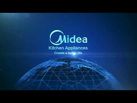 Midea Kitchen Appliances Image Video