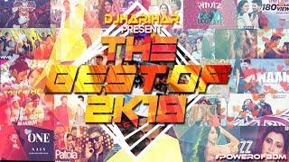 New Year Megamix Of BDM Part 3 (Best of 2k18) - DJ Harihar   Non-Stop Bollywood Dance Music