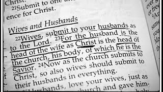 Husbands Love your Wives, As Christ Loves the Church