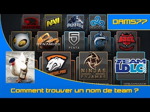 Comment trouver un nom de team best of cs go 49 youtube - Trouver un pro rge ...