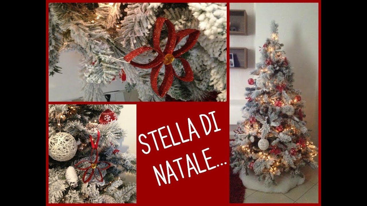 Favoloso DECORAZIONE DI NATALE con ROTOLI DI CARTA IGIENICA!!! - YouTube VO91