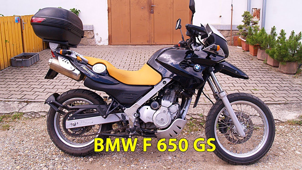 bmw f 650 gs 2002 youtube. Black Bedroom Furniture Sets. Home Design Ideas