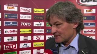 Austria - Slovakia 1:2 // Germany - Brazil 3:2 // Analyse // ORF HD