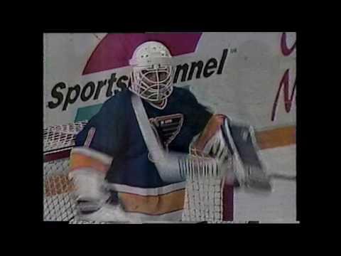 St. Louis Blues vs. Chicago Blackhawks - KPLR 3/17/1991