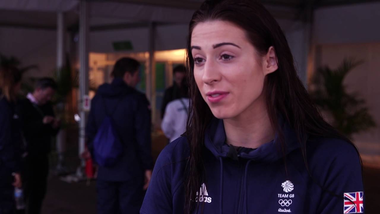 Bianca Walkden Interview On Winning Bronze In Taekwondo - Rio Olympics