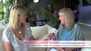 How to face shocking information ? Kimberly Carter Gamble