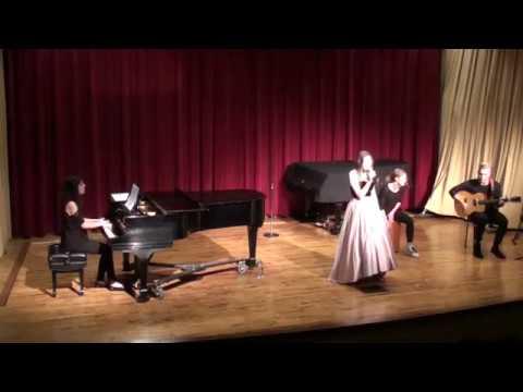 Eva Sipic's Senior Recital