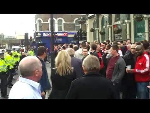 Arsenal fans malay - 1 part 3