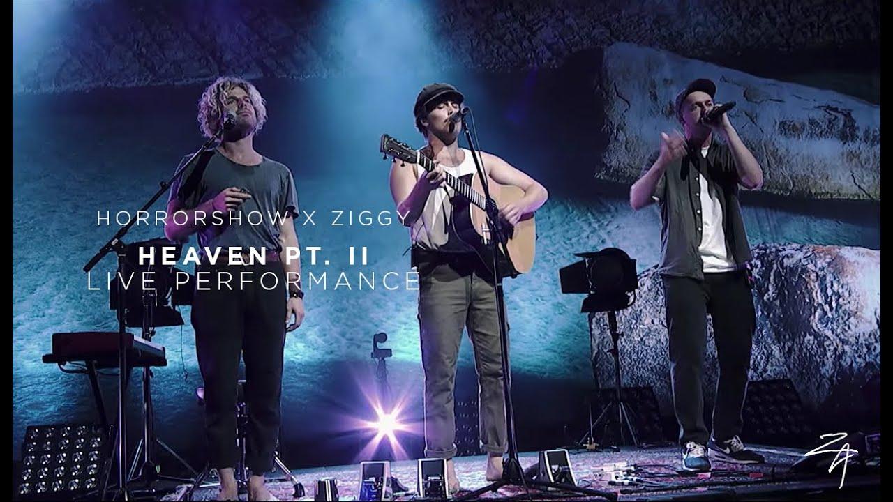 Ziggy Alberts, Horrorshow, Kim Churchill - Heaven Pt. II (Live at Riverstage 2019)