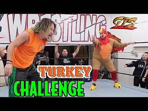 GTS Thanksgiving Turkey Costume Challenge - Christmas Season Fun