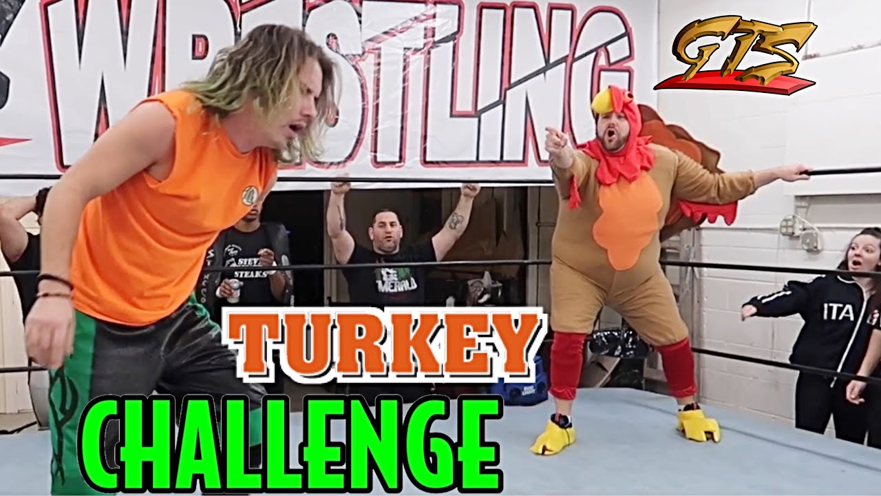 Gts Thanksgiving Turkey Costume Challenge Christmas Season Fun