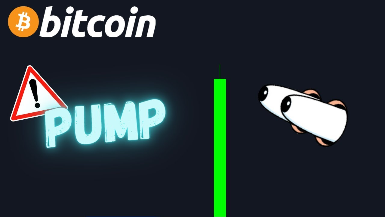 BITCOIN [ WARNING ] LE PUMP COMMENCE ENFIN ? ( ou faux signal ? )