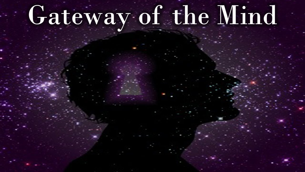 """gateway of the mind This image is just summarized version of a piece titled """"gateway of the mind"""" that  originally appeared on the creepypasta horror fiction web site in november."""