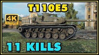 World of Tanks | T110E5 - 11 Kills - 9.1K Damage