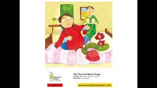 English Stories for kids - Hot Tea and Warm Rugs -  Pratham Books