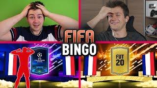 FIFA BINGO NOWY SEZON! VS ZWYKŁY KIBIC! FIFA 20 JUNAJTED