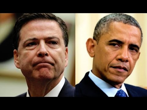 Obama Calls Out FBI Director James Comey For Operating On 'Innuendo, Incomplete Info, Leaks'