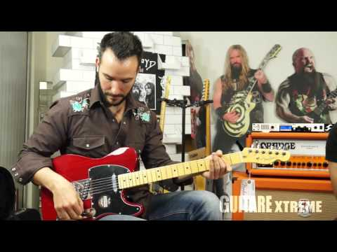 Comparatif Telecaster - Fender American Standard Telecaster - Guitare Xtreme #73