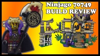 레고 닌자고 2015 Ninjago Lego 70749 Enter The Serpent Titanium Ninjago Build Review  70749 뱀소굴