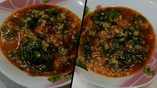 Грузинский суп Харчо или что можно приготовить из говядины  - вкуснейший  рецепт супа წვნიანი ხარჩო