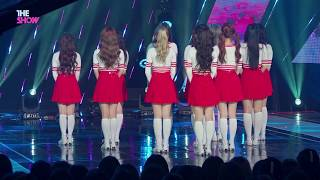 FanCam, LOONA, Hi High [THE SHOW 180918] 60P