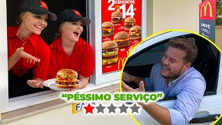 Transformei nossa CASA no MC DONALD'S 🍟‹ Morgana Santana ›