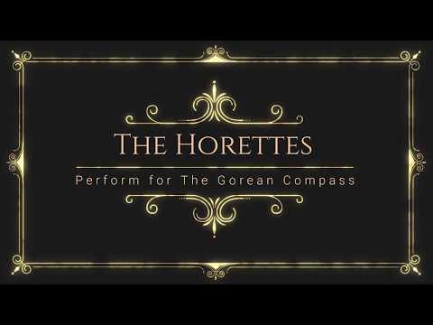 The Horettes Dance at The Gorean Compass
