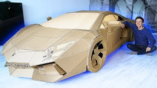 Download lagu LAMBORGHINI AVENTADOR from CARDBOARD