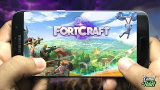 The SAIUU! AMAZING FORTNITE OF NETEASE FOR ANDROID DOWNLOAD-FortCraft BETA