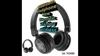 Wireless Headphone (NU REPUBLIC STARBOY)