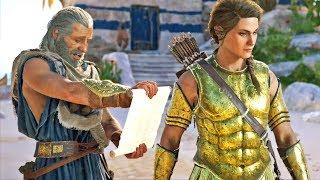 Assassin's Creed Odyssey #77: O Mundo Onde o Sol Não Se Põe