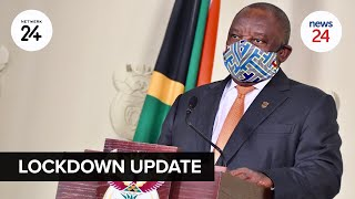 FULL SPEECH   SA to downgrade to Alert Level 1