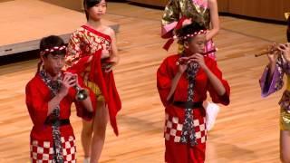 BV 花傘與蘭花-臺北市敦化國中102學年度國樂團成果發表會 thumbnail