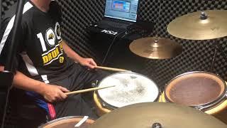 I. f. l. y. bazzi drum cover -