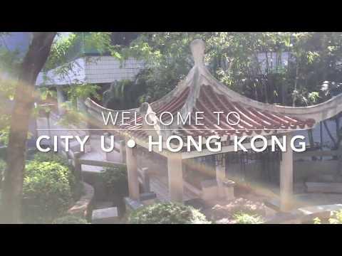 City U Hong Kong Campus Tour