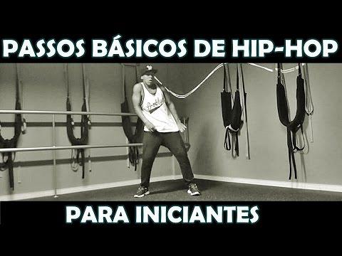 passos basicos de hip hop para