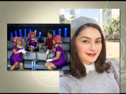PRE-WEDDING Interview (Bossing and Pauleen)
