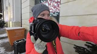 Смотреть видео Фотопрогулка, Москва онлайн