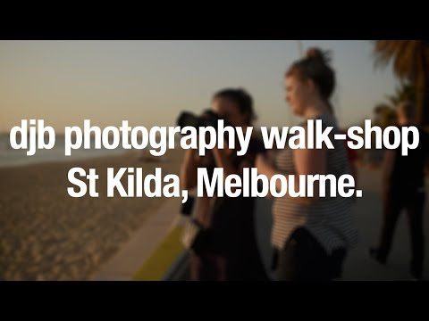 djb Photography Walk Melbourne, St Kilda, Feb 7, 2016