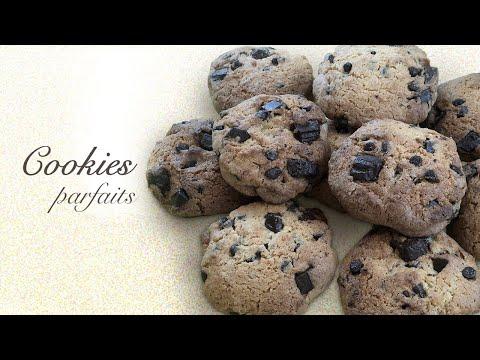 cookies-chocolat-noix-de-coco- -chocolate-coconut-cookies
