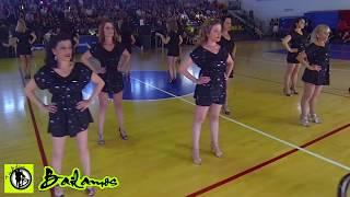 Portamento Femminile Saggio 2018 Scuola di Danza Bailamos Roma