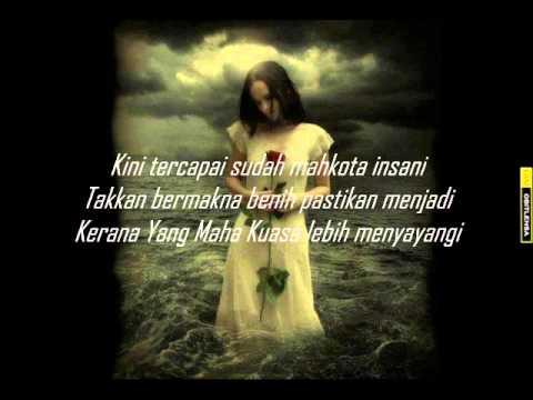 CRK-Cinta Dan Airmata with lyrics
