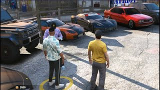 Gambar cover GTA 5 PC RP - Getting My License And Browsing The Lot For Something NEW!