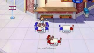 Diner Dash 2: Restaurant Rescue (nivel 1, 2 y 3)