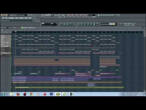 Fragma - Toca's Miracle 2008 Inpetto ( FL STUDIO )