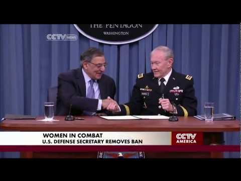 U.S. Military Removes all Boundaries to Women Serving in Combat