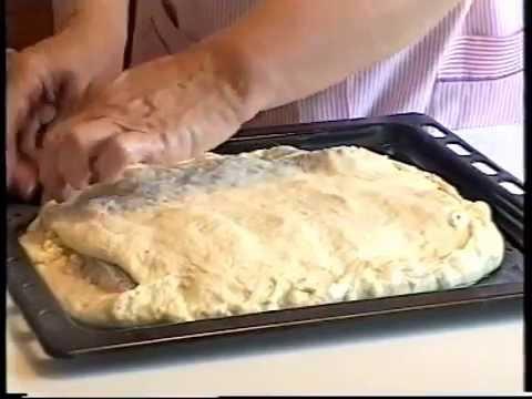 Пирог Монастырский за 30 минут (постный)